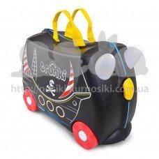 Детский чемодан Trunki Pedro the Pirate Ship