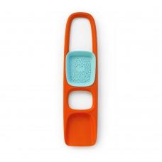Игрушка для пляжа лопаточка с ситом Scoppi оранжевый Quut