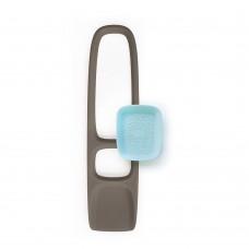Игрушка для пляжа лопаточка с ситом Scoppi серый Quut