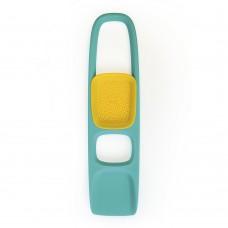 Игрушка для пляжа лопаточка с ситом Scoppi зеленый Quut