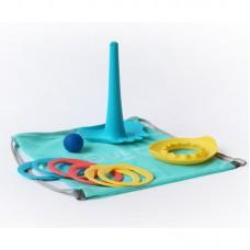 Игрушки для пляжа TRIPLET с сумочкой Quut