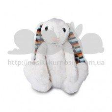 Мягкая музыкальная игрушка Кролик Биби сердцебиение