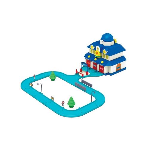 штаб квартира робокар поли набор игрушка