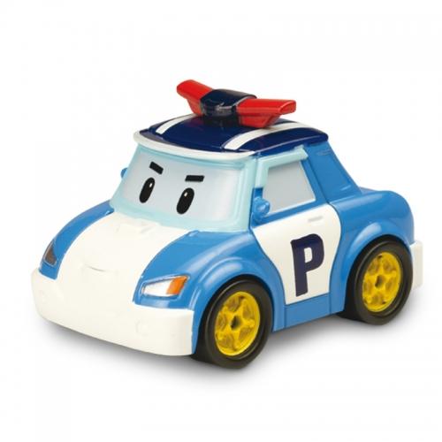 Машинка поли полицейская робокар