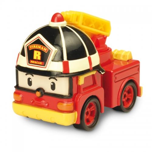 Пожарная машинка Рой поли