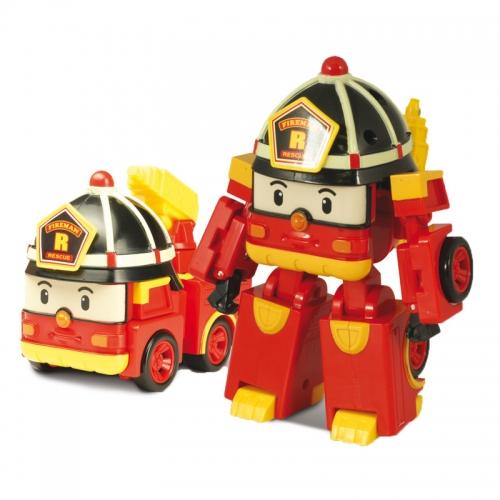 рой пожарная машинка поли купить